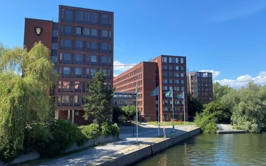 Projektledare infrastruktur till Stockholms stad